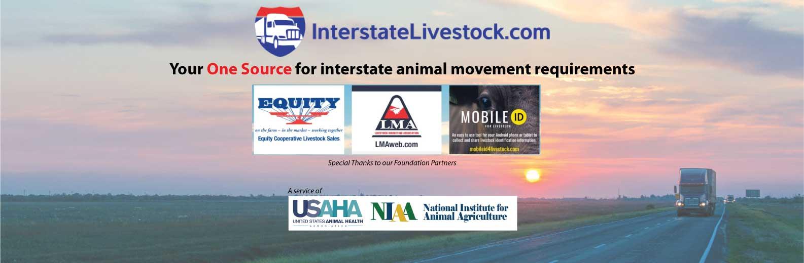interstatelivestock.com
